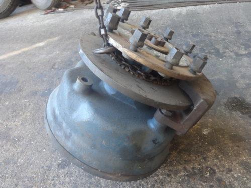 motore idraulico poclain 2400/2c