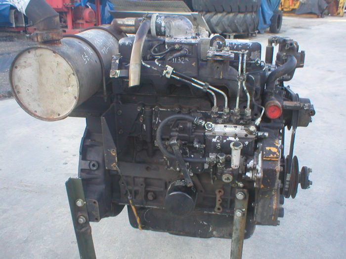motore mitsubishi s4k