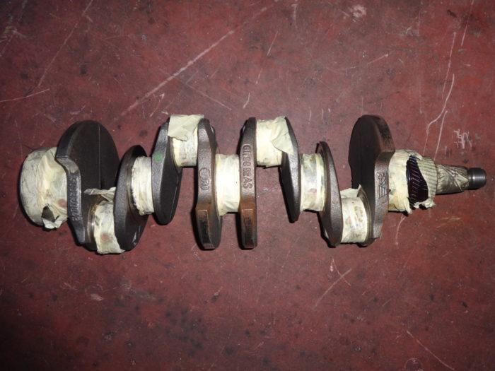 albero motore iveco 500358421, 500321580
