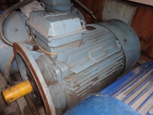 ABB QY280M4A electric motor