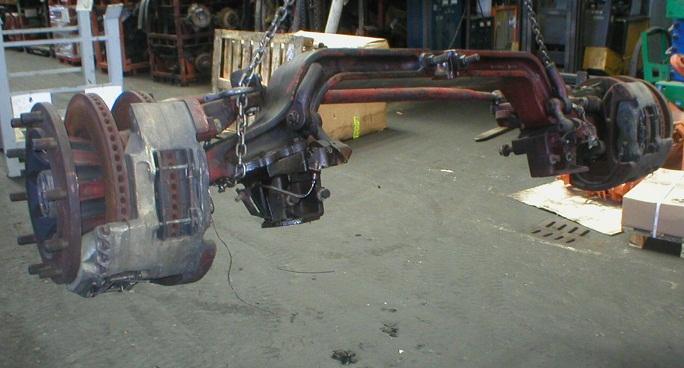 Iveco 500320312 axle