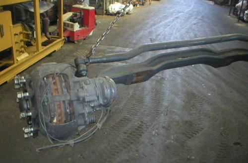 Assale Mercedes VL4/51DC-7,5