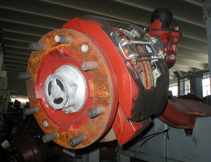 Assale anteriore Iveco 7172836