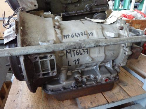 Allison MT6437L19 gearbox