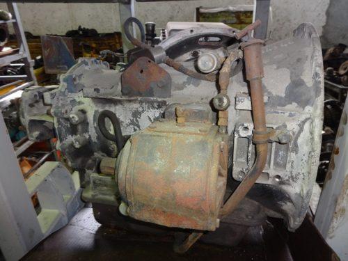 Allison MT6437J19 gearbox