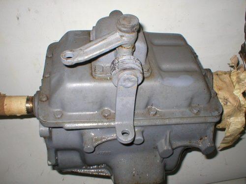 Clark 285VH gearbox