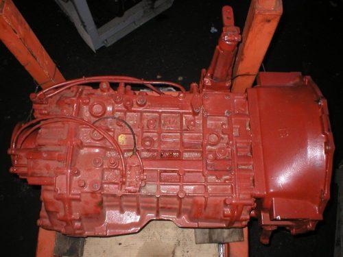 Cambio ZF 16S109