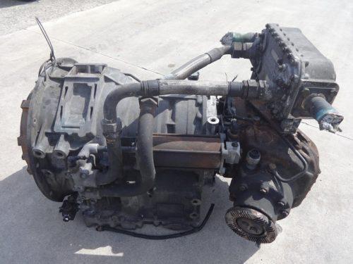 Cambio ZF 4HP-500
