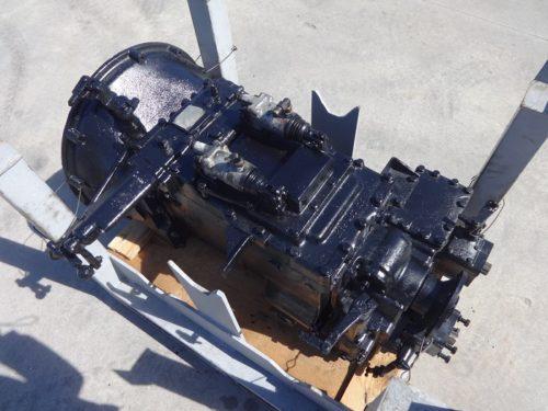Cambio ZF AK6-75/3