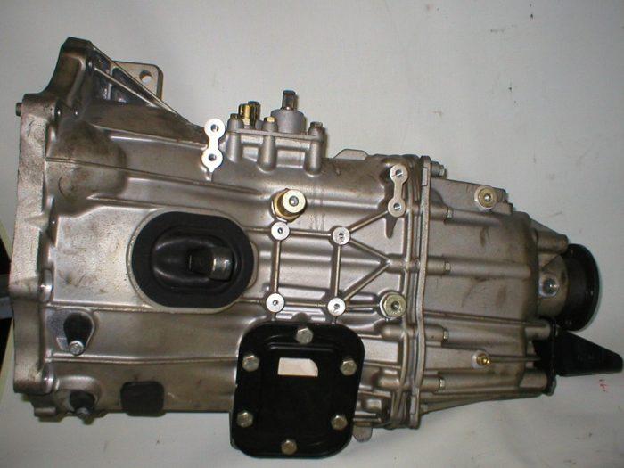 Cambio ZF 6S300 per Daily