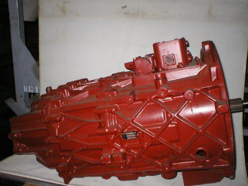 Cambio ZF Eurotronic TEC2200MK2
