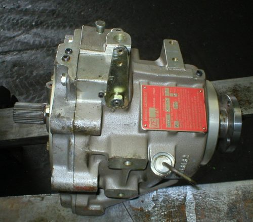 ZF-MPM IRM41 marine gearbox