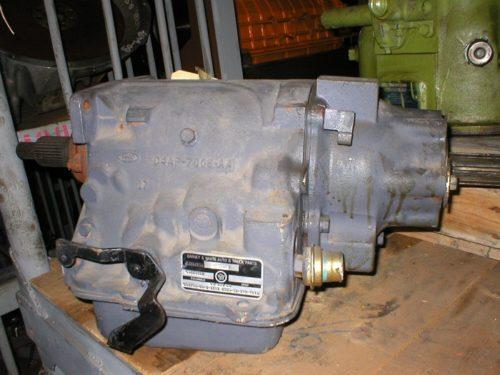 Cambio idraulico Ford C1BM0TZB