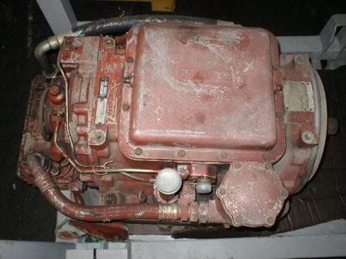 Voith 851.2 hydraulic gearbox