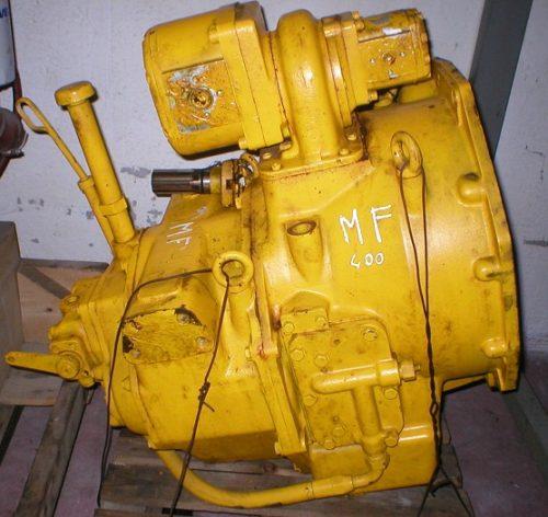 Cambio MF400