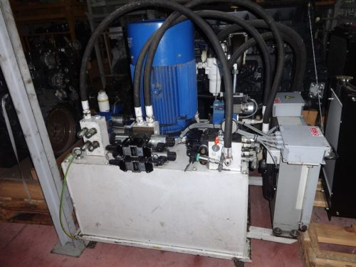 Centralina idraulica 22kw con motore elettrico
