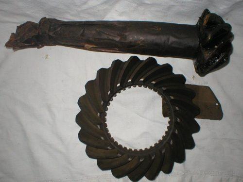 Bevel gear pair G-509-01-94804