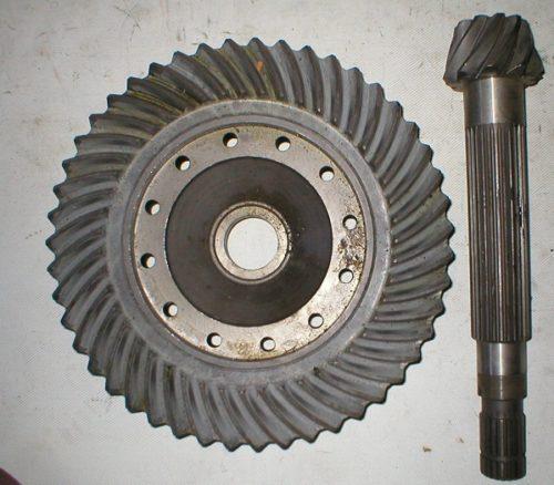Fiat tractor bevel gear pair