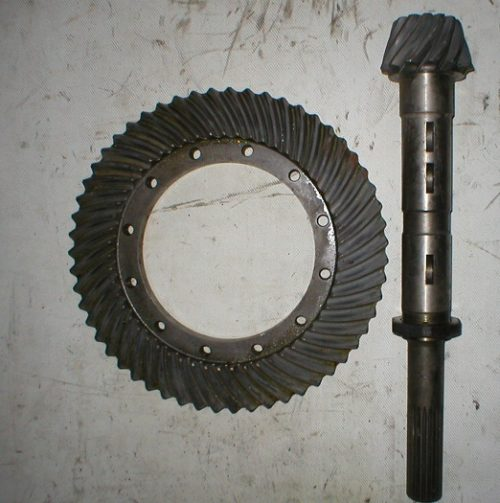 Bevel gear pair for Fiat tractor