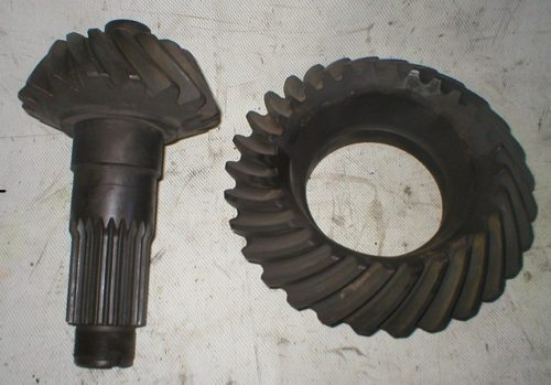 Bevel gear for Menarini bus