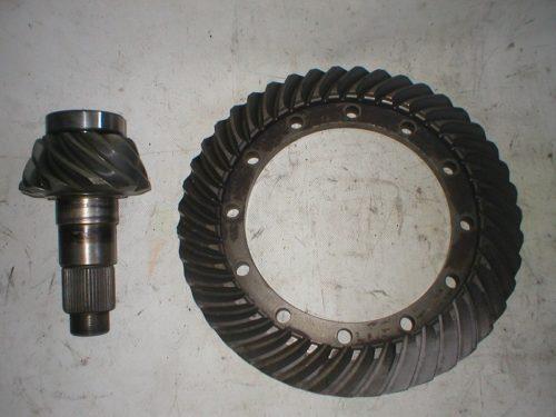 Bevel gear for pullman