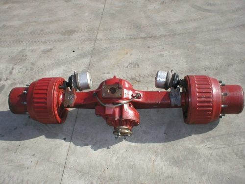 Iveco 421184741 axle for pullman