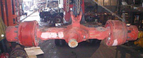 Axle Iveco 42117413 for Eurotrakker