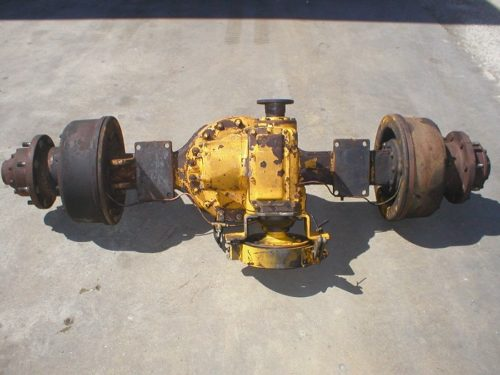Axle for Battioni and Pagani forklift