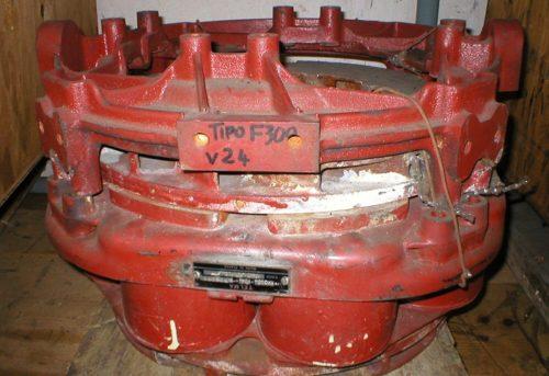 Freno elettrico Telma F300
