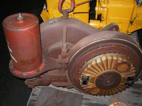 Baruffaldi PKL.200.C clutch