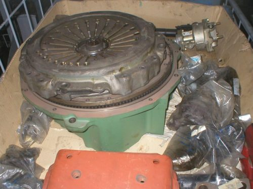 Complete clutch for Mercedes OM442