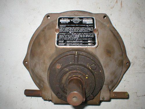 Frizione Technodrive BD112-16