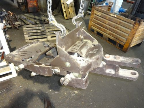 Tow hitch HS3000-S-FT