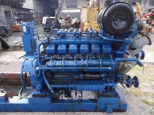 Generatore a benzina 370kva