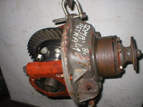 Soma 8/41 differential group