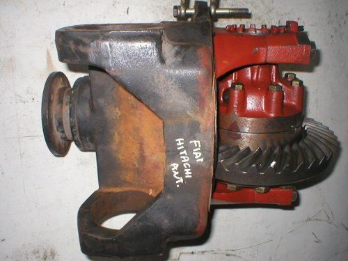 Fiat Hitachi 19056197 axle group