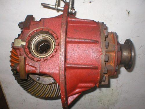 Fiat Allis 11x52 axle group