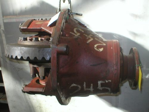ZF S-648 axle group