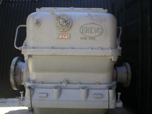 Brevo 3515 marine transmission