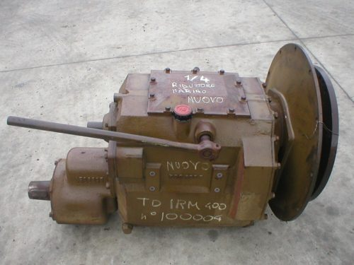 Invertitore marino TDIRM400