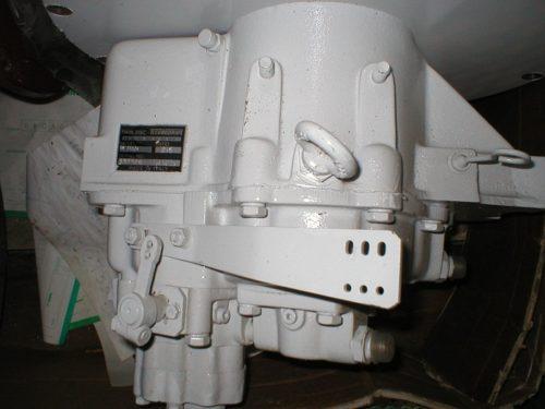 Invertitore marino Twin Disc TM170/A