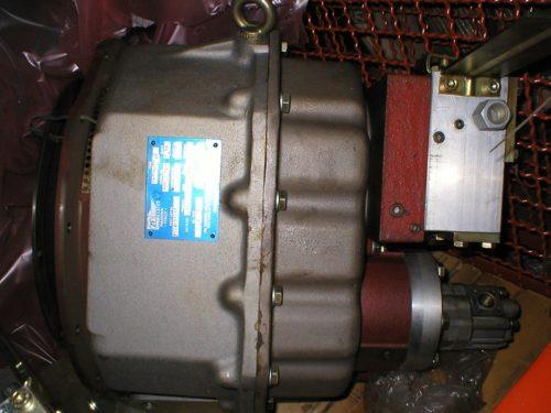 ZF IRM301P.2 marine gearbox