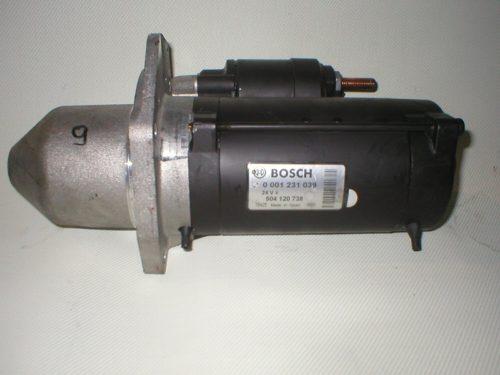 Motorino avviamento Bosch 0001231039