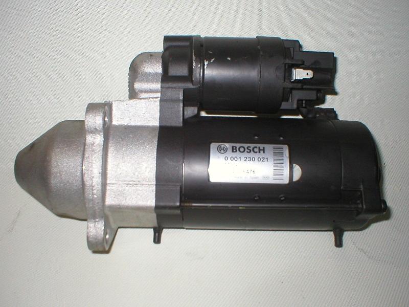 Motorino avviamento Bosch 0001230021