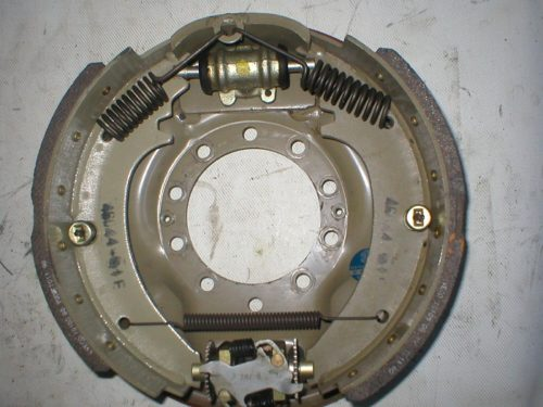 OM 65.10 front drum brake