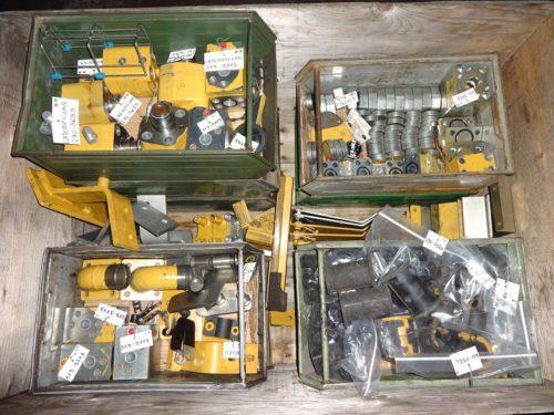 Materiale per impianto idraulico Caterpillar