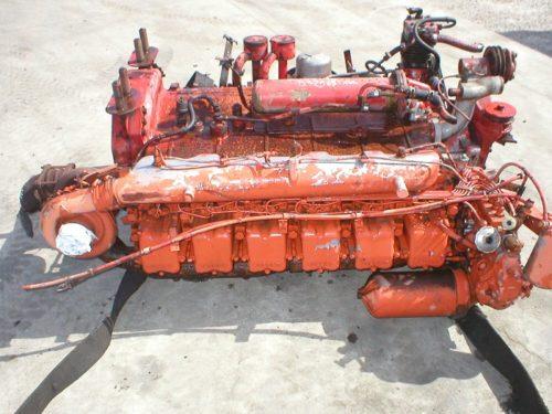 Engine Bussing Man D3256BTXUL