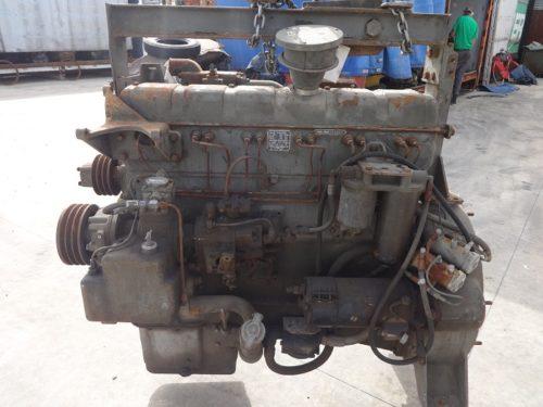 Motore Cummins 6 cilindri aspirato
