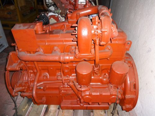 Iveco 8060.25*600 engine