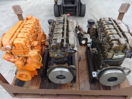 VM HR692HT engine